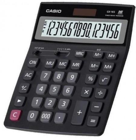 Makine llogaritese Casio GX-16S