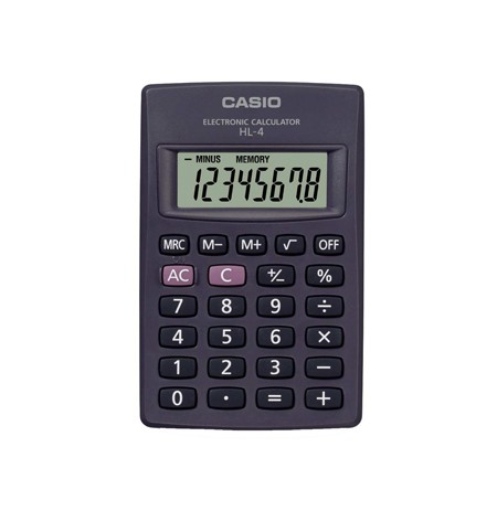 Makine llogaritese Casio HL-4A