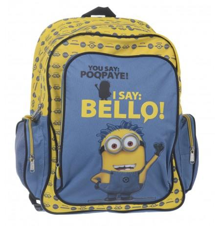 Cante shkolle Minion Bello