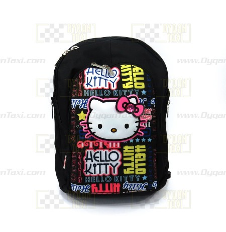 Cante shkolle Hello Kitty black 11-1982