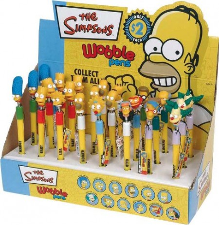Stilolaps The Simpsons