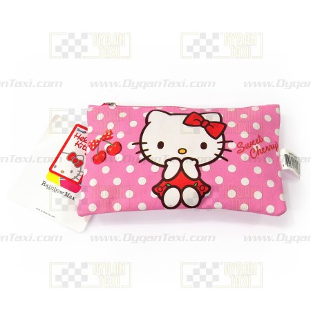 Portofol per aksesoret Hello Kitty Sweet Cherry