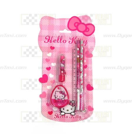 Set aksesore shkolle Hello Kitty 2