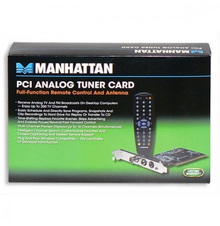Karte televizive PCI Manhattan per TV