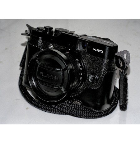 Aparat Fotografik Fujifilm X20 Black