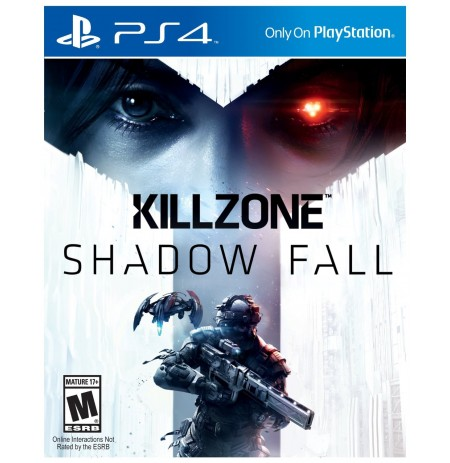 Killzone Shadow Fall per PS4