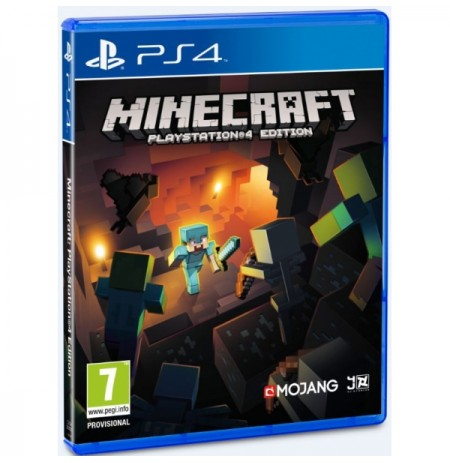 Minecraft per PS4