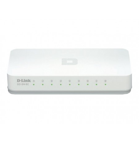 Switch D-Link me 8 porta 10/100Mbps