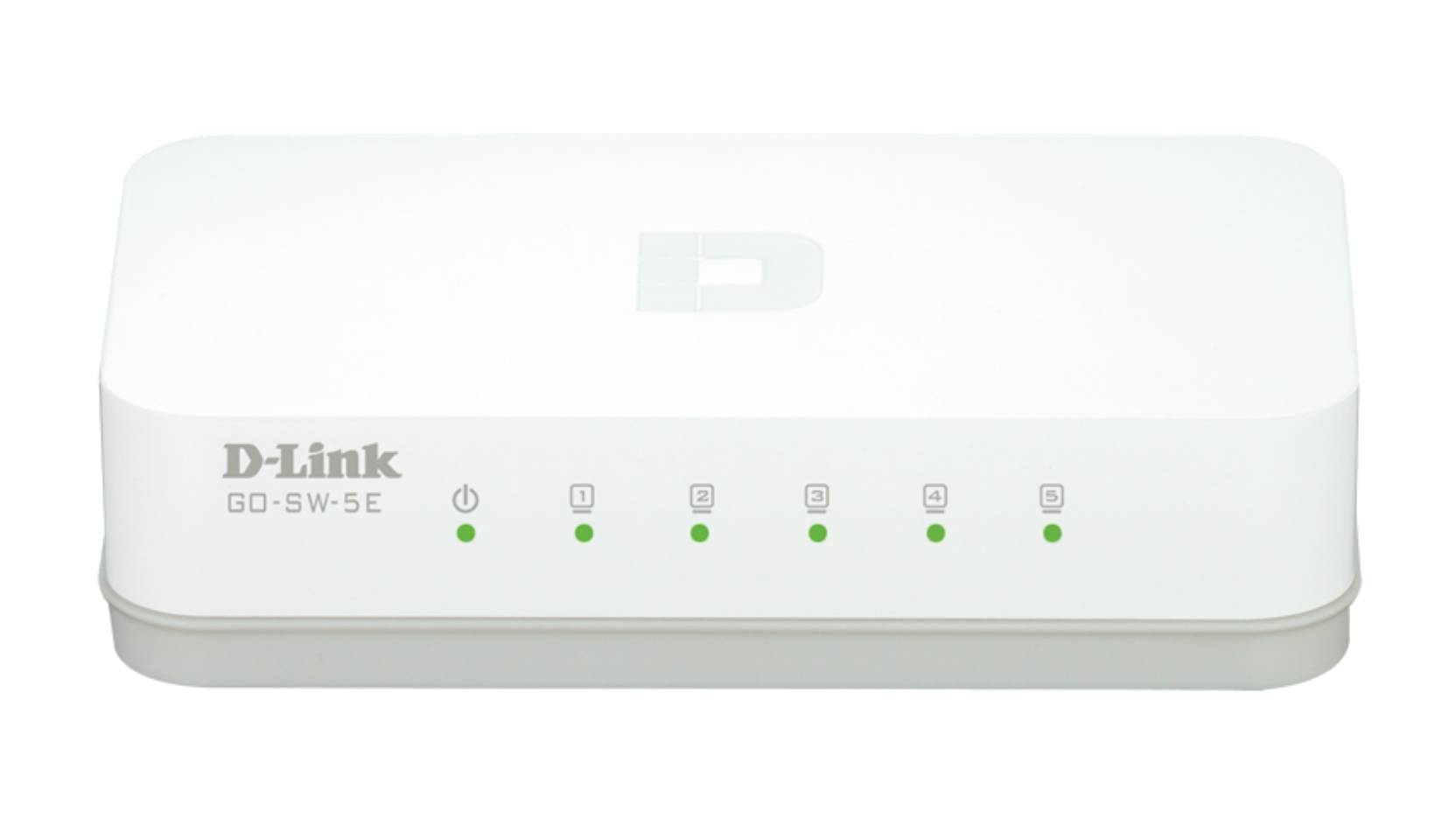 Switch D-Link me 5 porta 10/100Mbps