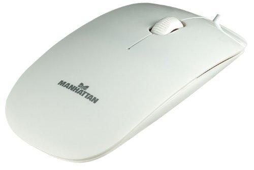 Mouse Optical Manhattan Slim White
