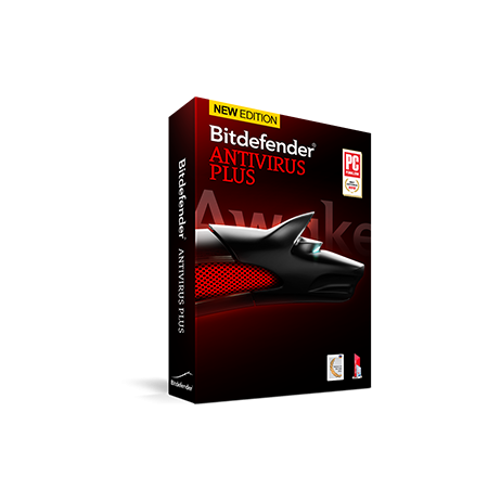 Bitdefender Antivirus Plus - 3 Users - 1 Vit