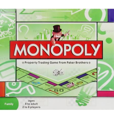 Loje Monopoly Family