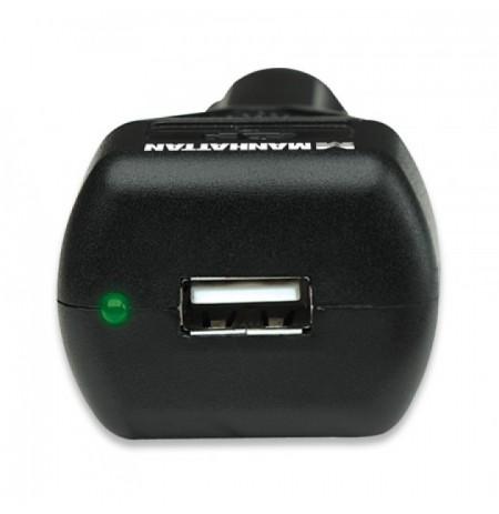 Karikues Manhattan me 1 porte USB per makine