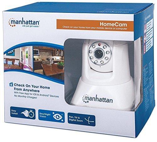 Kamera Sigurie Manhattan HomeCam 720p