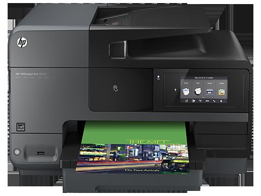 Printer HP 4ne1 Officejet 8620