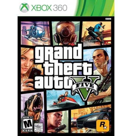 Loje Xbox 360 Grand Theft Auto V