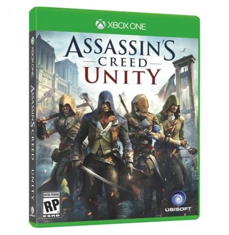 Loje Xbox One Assassin's Creed Unity