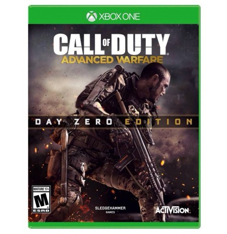 Loje Xbox One Call of Duty Advanced Warfare: Day Zero Edition