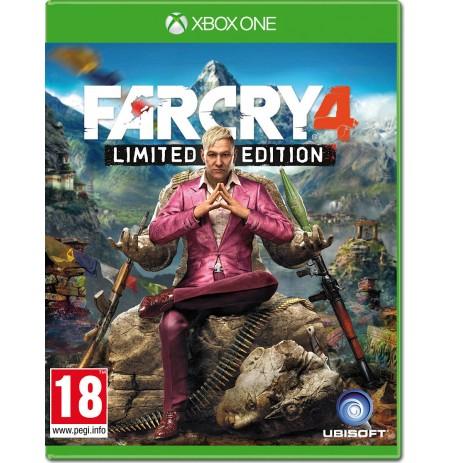 Far Cry 4 per XBOX One Limited Edition