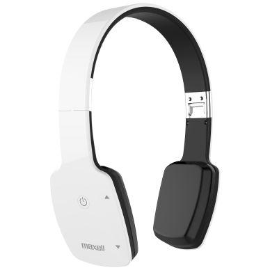 Kufje Maxell MXH-Bluetooth 1000 White