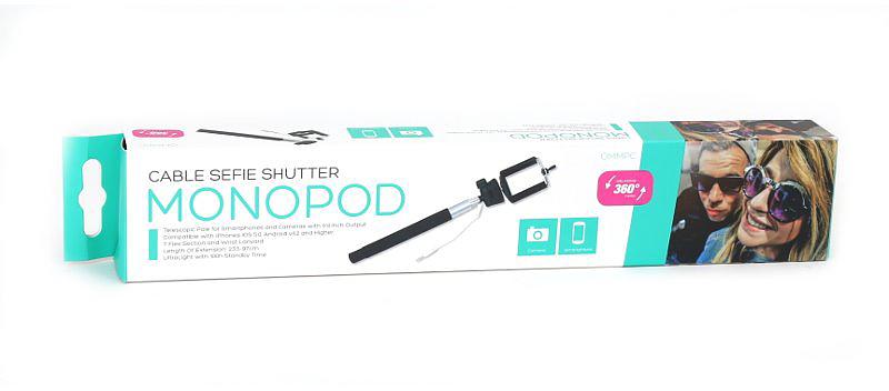 Shkop per Selfie Omega Cable