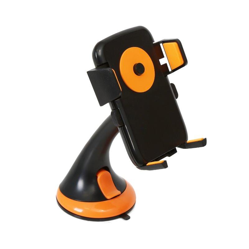 Mbajtese Smartphon per Makine Omega Fig Orange