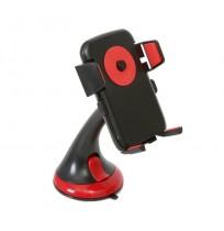 Mbajtese Smartphon per Makine Omega Fig Red