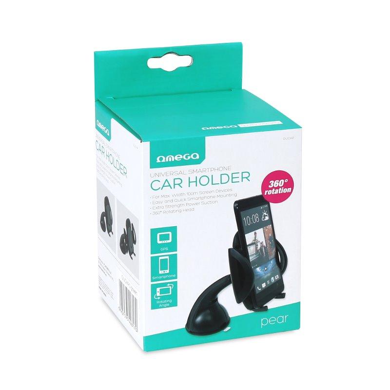 Mbajtese Smartphon per Makine Omega Pear Blue