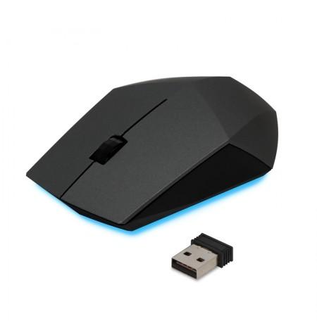 Mouse Wireless Omega Black Diamond