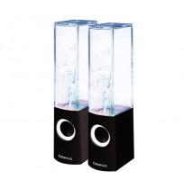 Bokse Omega 2.0 Dancing Water Black