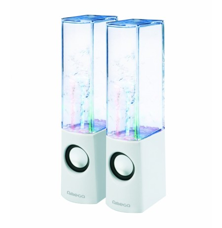 Bokse Omega 2.0 Dancing Water White