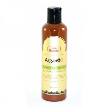Shampo per Floke te lyer Argan Oil