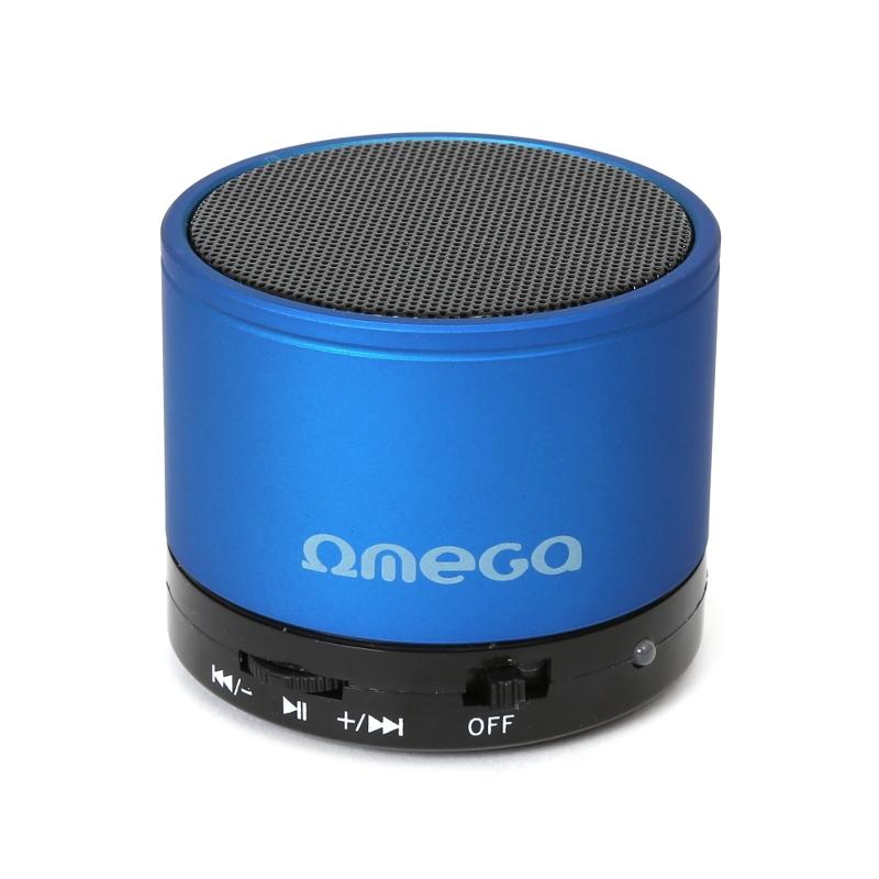 Boks Bluetooth OMEGA V3.0 OG47 Blue