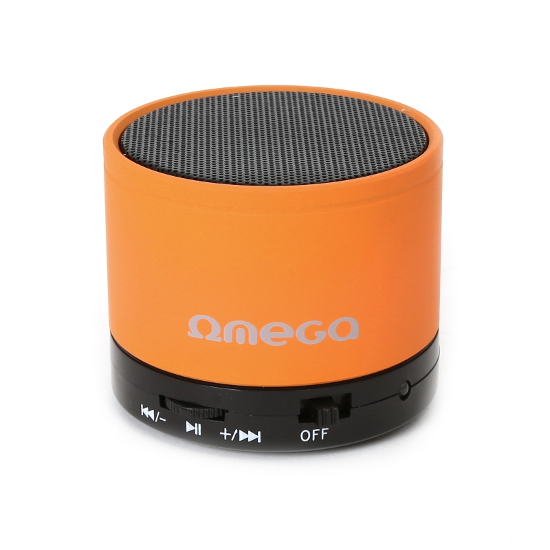Boks Bluetooth OMEGA V3.0 OG47 Orange