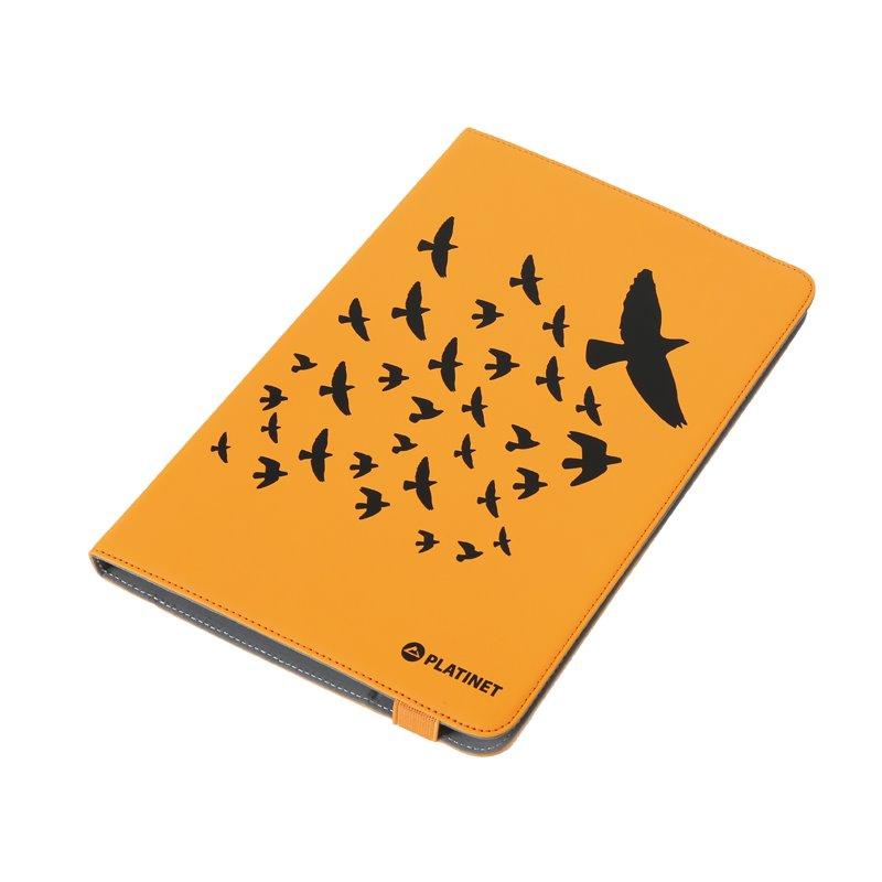 Cante Tableti Platinet Nature Birds Orange