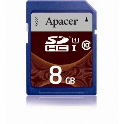 Karte memorie Apacer SDHC 8GB