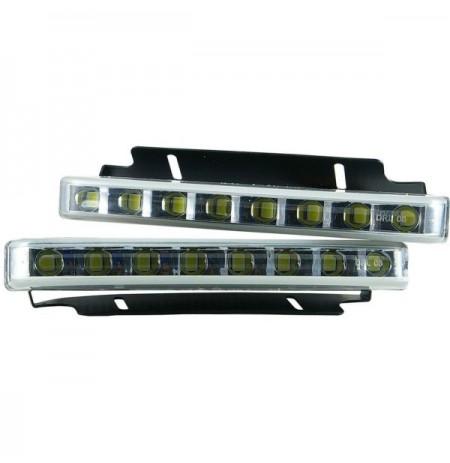 Drita LED 12V 8Led 6000K set2