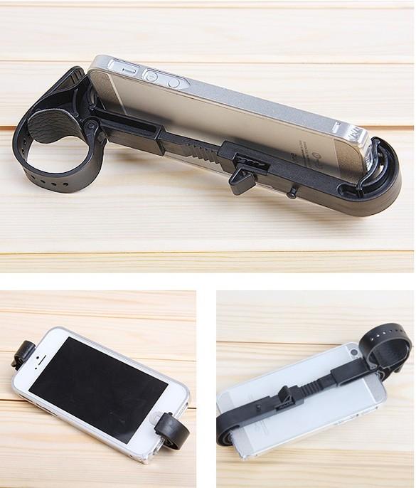 Mbajtese Smartphone per Makine Black