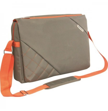 Cante Laptopi Platinet Messenger Collection Beige-Orange