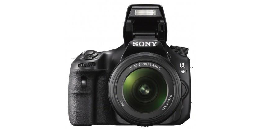 Aparat Foto DSLR Sony SLT α58