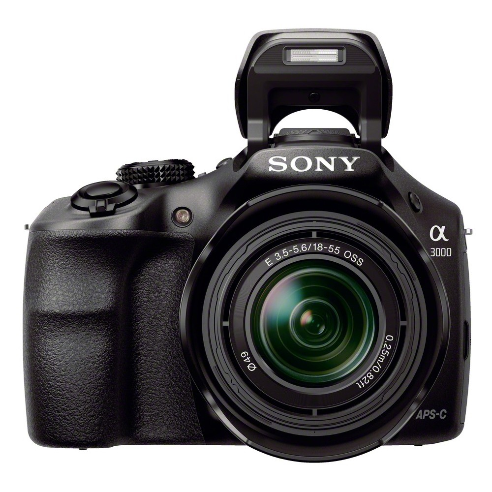 Aparat Foto DSLR Sony α3000 ILCE3000KB