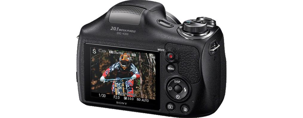 Aparat Foto Sony DSC-H300B
