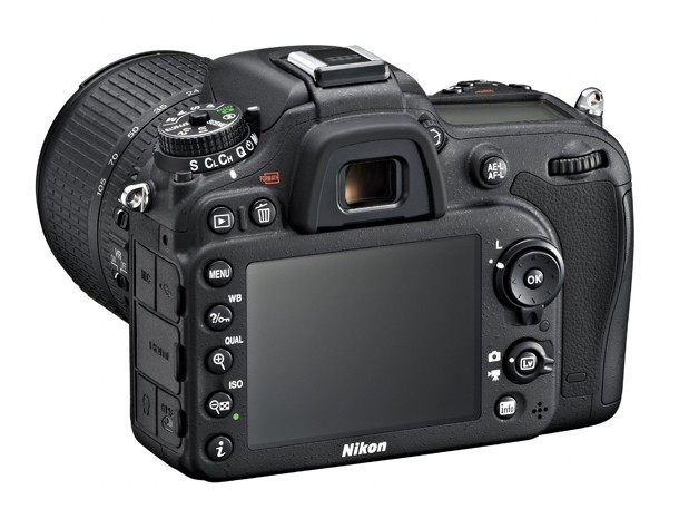 Aparat Foto Nikon D7100 18-105