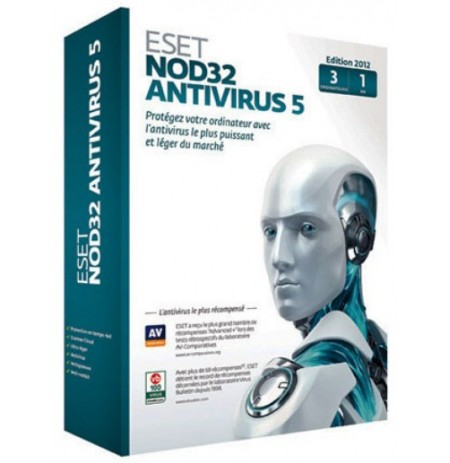 Antivirus Esset V5/ 3 user