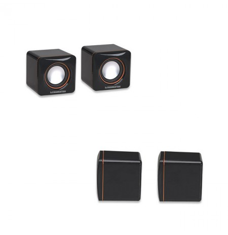 BOXE Manhattan MH USB 2x3W