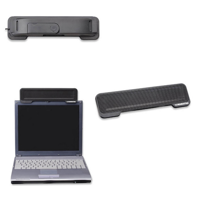 Bokse USB per Laptop Manhattan