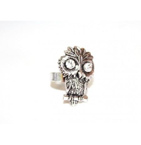 Unaze silver owl