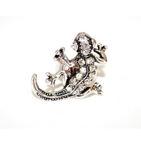 Unaze silver lizard