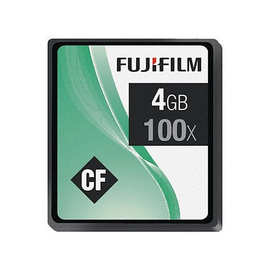 Karte memorie CF Fujifilm 4GB