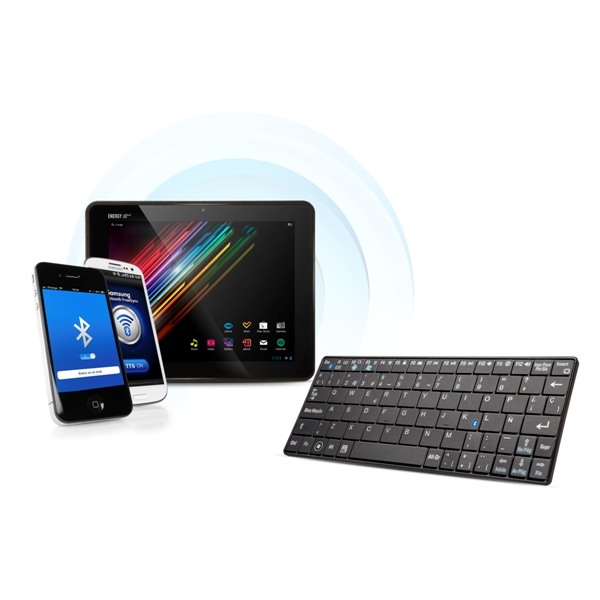 Mini tastiere Energy Sistem Bluetooth per Tablet dhe smartphone